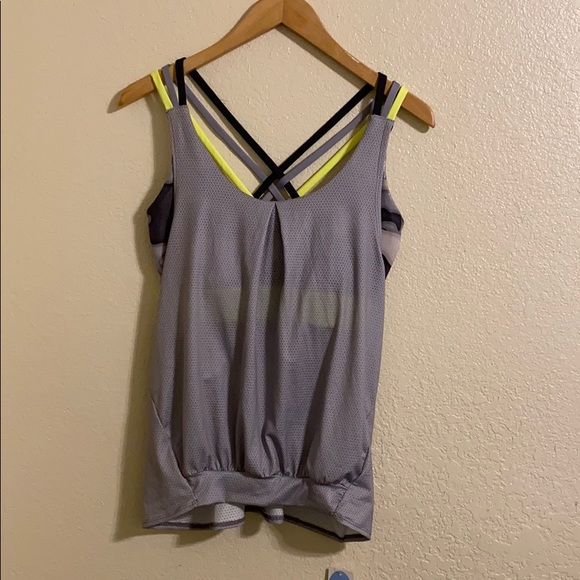 lululemon athletica Tops - Lucky in Love Top
